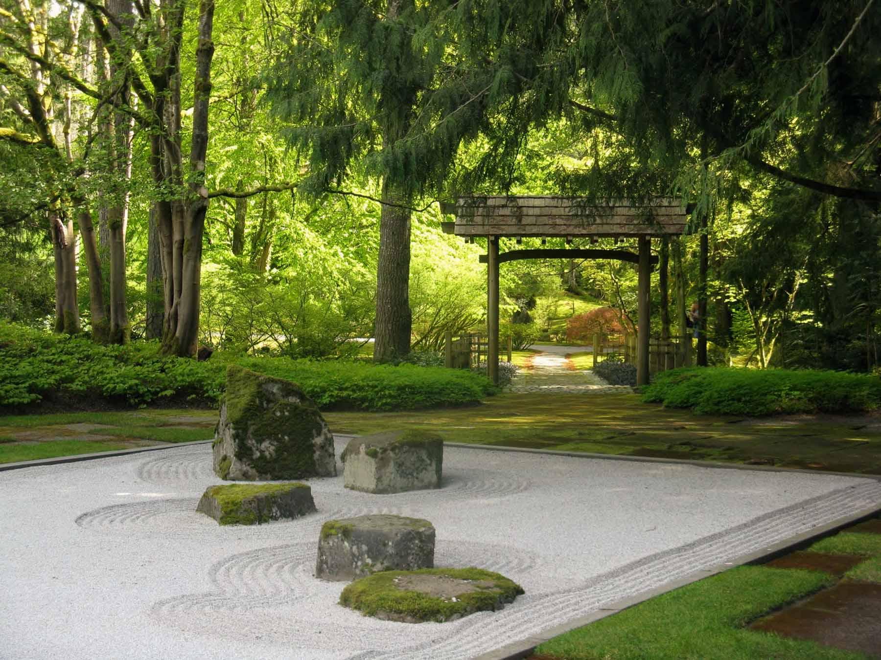Karesansui Il Giardino Zen Passione Giappone